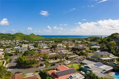 Kailua Single Family Home For Sale: 1414 Auwaiku Street