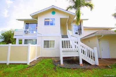 Ewa Beach Rental For Rent: 91-988 Laaulu Street #34B