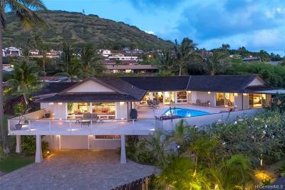 Honolulu Single Family Home For Sale: 27 Hanapepe Place