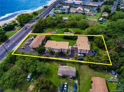 Waianae Multi Family Home For Sale: 85-076 Farrington Highway