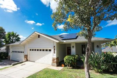 Kapolei Single Family Home For Sale: 92-1085 Palahia Street #E