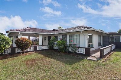 Waipahu Single Family Home For Sale: 94-1103 Hoomakoa Street