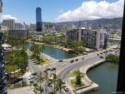 Honolulu Rental For Rent: 444 Niu Street #1615