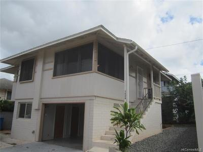 Honolulu Rental For Rent: 740 7th Avenue #A