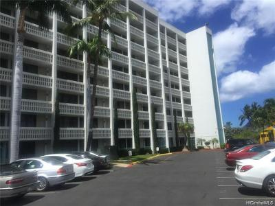 Honolulu County Condo/Townhouse For Sale: 84-965 Farrington Highway #A801