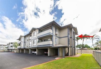 Ewa Beach Condo/Townhouse For Sale: 91-285 Hanapouli Circle #9J