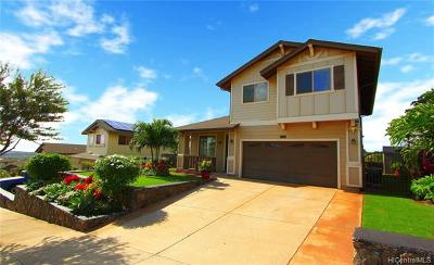 Kapolei Single Family Home For Sale: 92-734 Kuhoho Street
