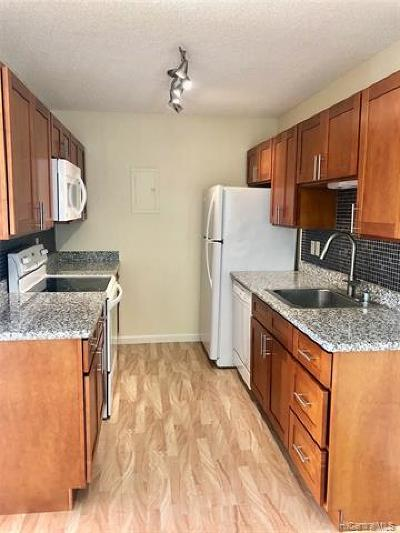 Waipahu HI Condo/Townhouse In Escrow Showing: $388,000