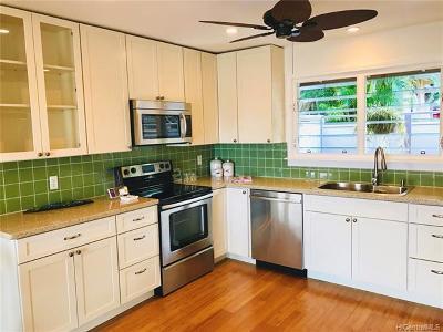 Kailua Condo/Townhouse For Sale: 1201 Akipohe Street #B