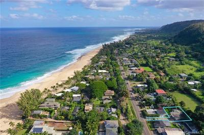 Haleiwa Single Family Home For Sale: 59-608a Kamehameha Highway #A