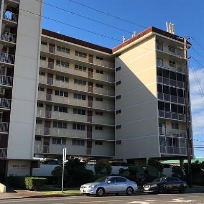 Pearl City Condo/Townhouse For Sale: 950 Lehua Avenue #707