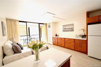 Honolulu HI Condo/Townhouse For Sale: $349,000