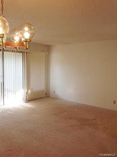 Aiea Rental For Rent: 98-1745 Kaahumanu Street #B
