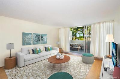 Condo/Townhouse In Escrow Showing: 3030 Pualei Circle #107