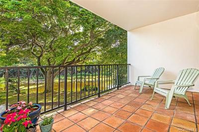 Kailua Condo/Townhouse For Sale: 1020 Aoloa Place #211A