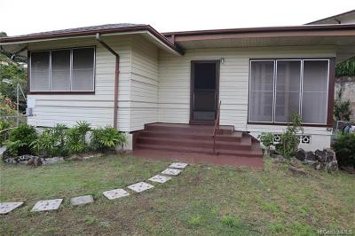 Single Family Home For Sale: 1535 Oneele Place
