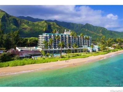 Condo/Townhouse For Sale: 53-567 Kamehameha Highway #301