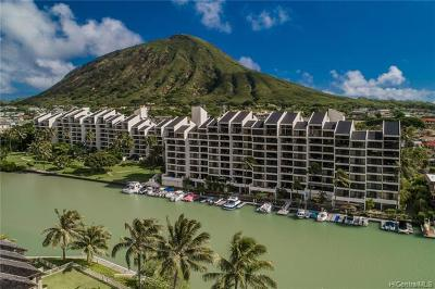 Honolulu Condo/Townhouse For Sale: 500 Lunalilo Home Road #23K