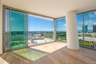 Honolulu County Condo/Townhouse For Sale: 1001 Queen Street #801