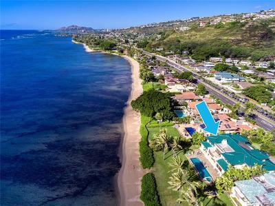 Honolulu Single Family Home For Sale: 5599 Kalanianaole Highway