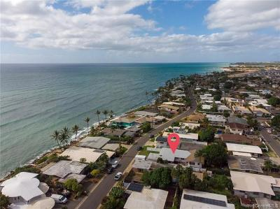Ewa Beach Single Family Home For Sale: 91-580 Pupu Street