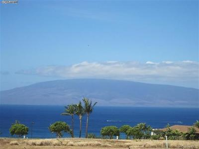 Maui County Residential Lots & Land For Sale: 747 Anapuni Loop