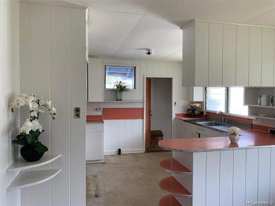 Honolulu Single Family Home For Sale: 2383 Jennie Street #A