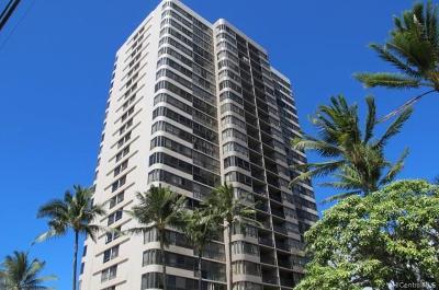 Condo/Townhouse For Sale: 2724 Kahoaloha Lane #1106