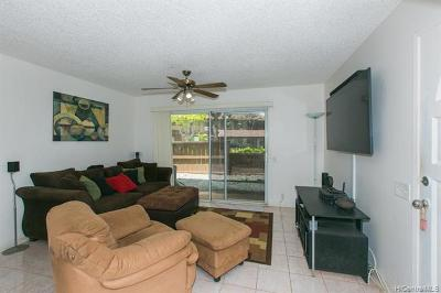 Ewa Beach Condo/Townhouse For Sale: 91-1149 Puamaeole Street #22A