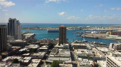 Honolulu Condo/Townhouse For Sale: 60 Beretania Street #3602