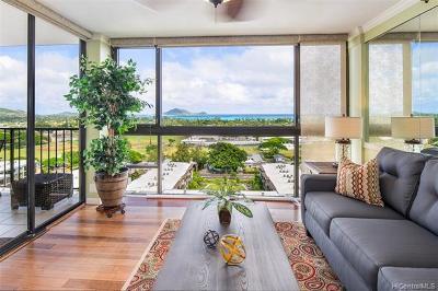 Kailua Condo/Townhouse For Sale: 322 Aoloa Street #1507