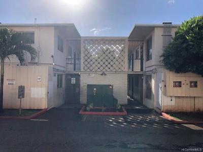 Waipahu Condo/Townhouse For Sale: 94-245 Leowahine Street #104