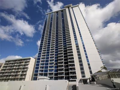 Honolulu Rental For Rent: 1631 Kapiolani Boulevard #1106