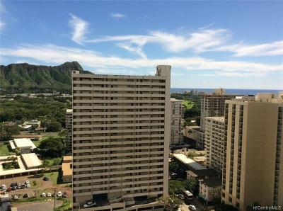 Honolulu Condo/Townhouse For Sale: 201 Ohua Avenue #2503-I