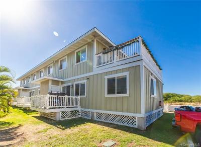 Waianae Condo/Townhouse For Sale: 87-176 Maipalaoa Road #C8