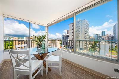 Honolulu Condo/Townhouse For Sale: 2421 Tusitala Street #1001