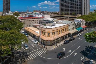Honolulu Multi Family Home For Sale: 53 N Beretania Street