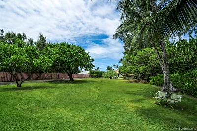 Kailua HI Residential Lots & Land For Sale: $1,450,000