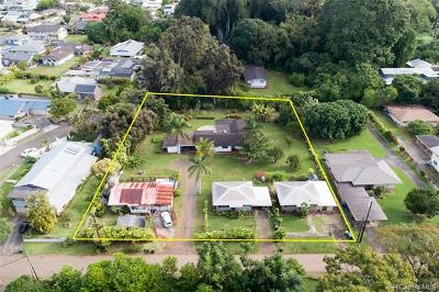Single Family Home For Sale: 130 Dole Road