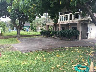 Hauula Single Family Home For Sale: 53-850 Kamehameha Highway