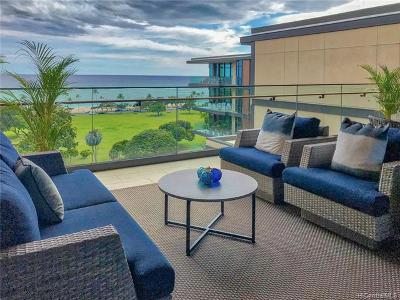 Honolulu Condo/Townhouse For Sale: 1388 Ala Moana Boulevard #7805