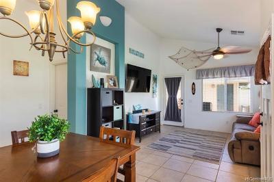 Ewa Beach Condo/Townhouse For Sale: 91-1018 Kaipalaoa Street #5806