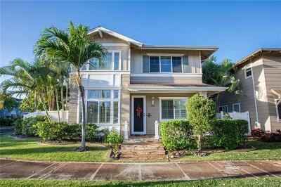 Ewa Beach Single Family Home For Sale: 91-1272 Kaiopua Street