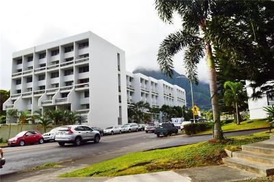 Kaneohe Condo/Townhouse For Sale: 46-270 Kahuhipa Street #A301