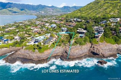 Honolulu Residential Lots & Land For Sale: 3 Poipu Drive