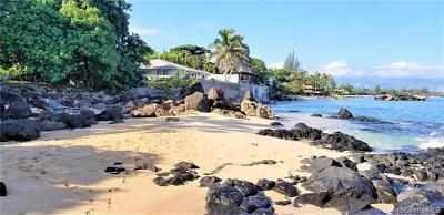 Haleiwa Single Family Home For Sale: 61-259 Kamehameha Highway