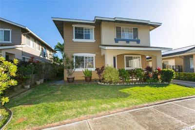 Waipahu Single Family Home For Sale: 94-1008 Hahana Street