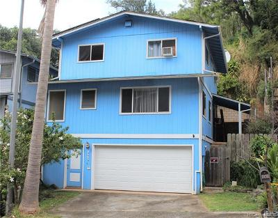Pearl City Single Family Home For Sale: 2452 Akepa Street
