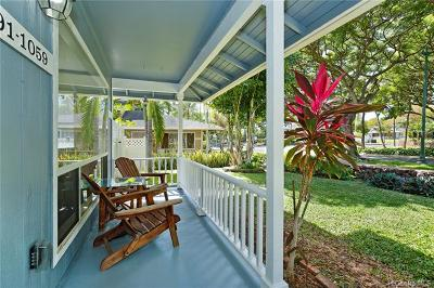 Ewa Beach Single Family Home For Sale: 91-1059 Aawa Drive