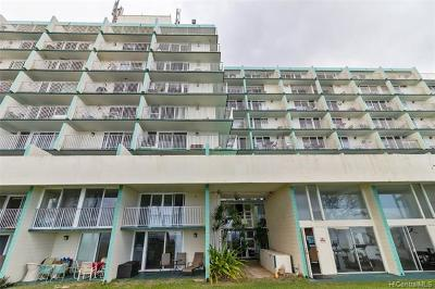 Condo/Townhouse For Sale: 53-567 Kamehameha Highway #105